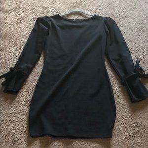 Simple black dress!